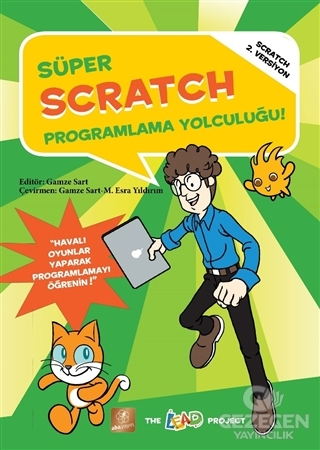 Süper Scratch - Programlama Yolculuğu