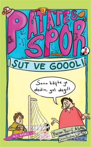 Şut ve Goool! - Patates Spor 4