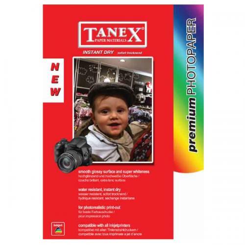 Tanex Fotoğraf Kağıdı 50 YP A6 240 GR