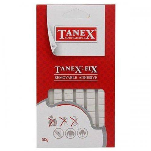 Tanex Hamur Yapıştırıcı Fıx 50 GR Beyaz TFIX001050