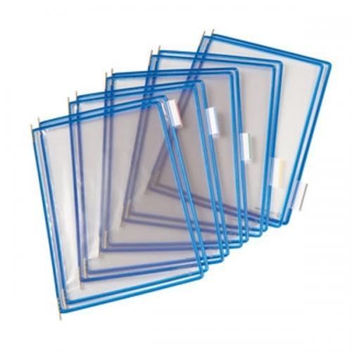 Tarifold Poşet Dosya Mafsallı A3 10 LU Mavi 113001