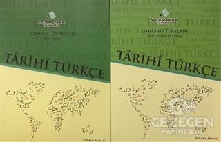 Tarihi Türkçe / Osmanlı Türkçesi Rik'A Kitabı Ve Rik'A Etkinlik Kitabı (2 Kitap Takım)