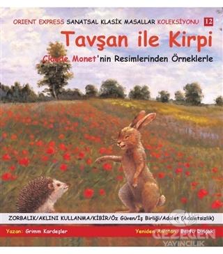 Tavşan ile Kirpi (3 Kitap Takım)