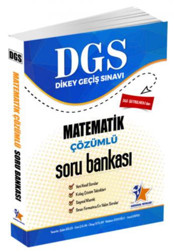 Tek Doğrusal 2021 DGS Matematik Soru Bankası Çözümlü Tek Doğrusal Yayınları *