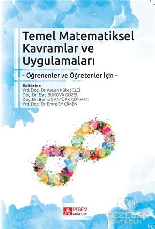 Temel Matematiksel Kavramlar ve Uygulamaları  Pegem Akademi Yayıncılık