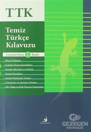 Temiz Türkçe Kılavuzu (TTK)