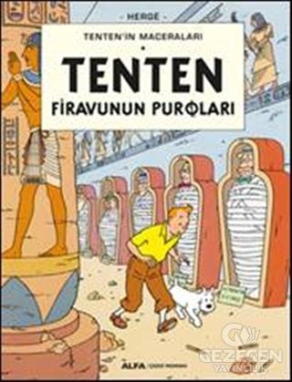 Tenten Firavunun Puroları - Tenten'in Maceraları