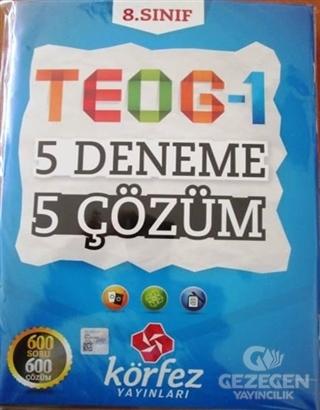 TEOG 1 8. Sınıf 5 Deneme  5 Çözüm