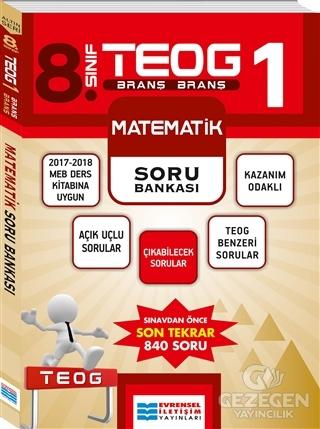 TEOG 1 Matematik Soru Bankası