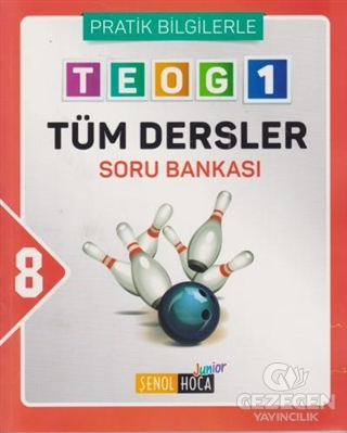 TEOG - 1 Tüm Dersler Soru Bankası