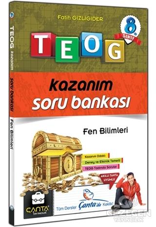 TEOG 8. Sınıf Fen Bilimleri Kazanım Soru Bankası