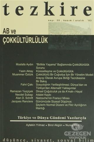 Tezkire Dergisi Sayı: 35