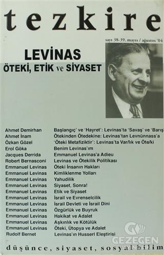 Tezkire Dergisi Sayı: 38 - 39