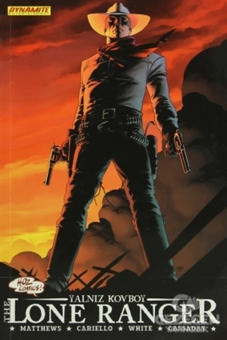The Lone Ranger 01