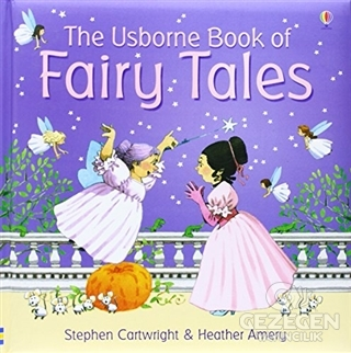 The Usborne Book of Fairy Tales