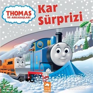 Thomas ve Arkadaşları - Kar Sürprizi