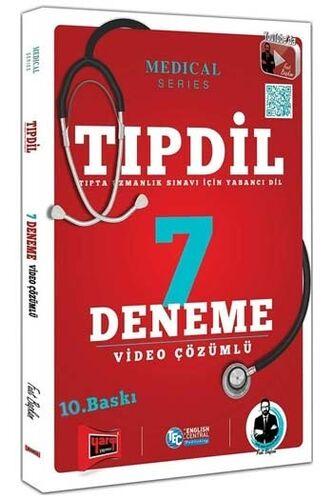 TIPDİL Video Çözümlü 7 Deneme Sınavı 10. Baskı