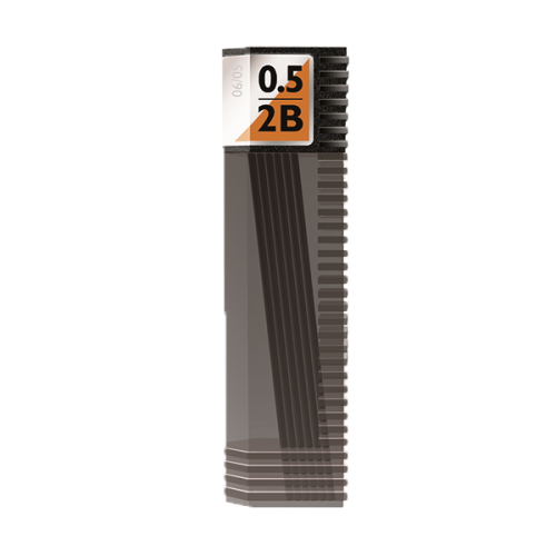 Tombow Min Klasik Mono Lead 2B 0.5 MM R5-RG 2B