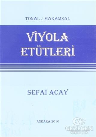 Tonal / Makamsal Viyola Etütleri
