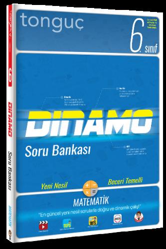 6. Sınıf Dinamo Matematik Soru Bankası | Tonguç Akademi
