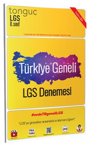 Türkiye Geneli LGS Denemesi 10'lu Paket