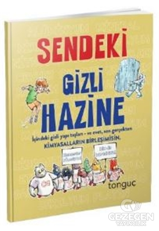 Gizli Hazine Serisi - Sendeki Gizli Hazine   Tonguç Akademi