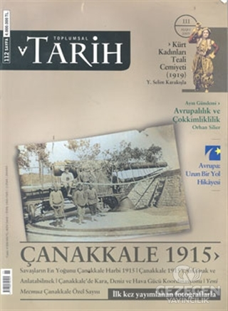 Toplumsal Tarih Dergisi Sayı: 111