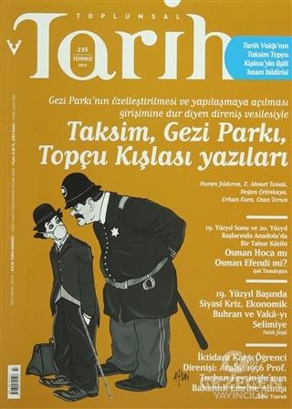Toplumsal Tarih Dergisi Sayı: 235
