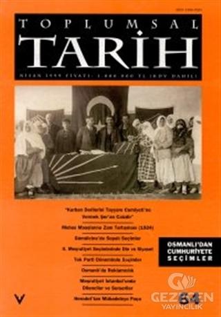 Toplumsal Tarih Dergisi Sayı: 64