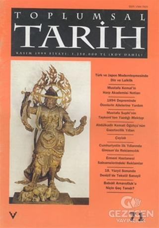 Toplumsal Tarih Dergisi Sayı: 71