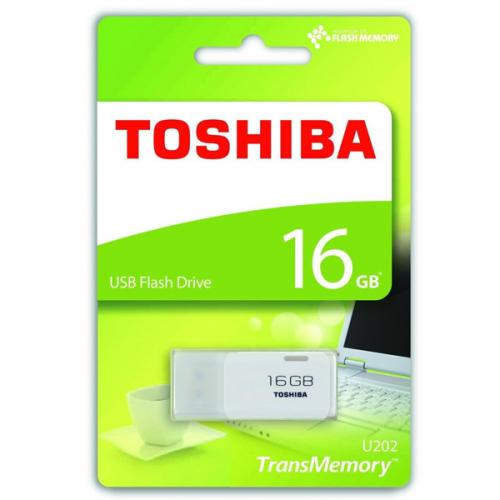 Toshıba Flash Disk Usb 16 GB 2.0
