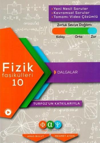 Turfoz Fizik Fasikül 10 - Dalgalar - 2020