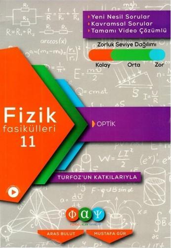 Turfoz Fizik Fasikül 11 - Optik - 2020
