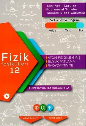 Turfoz Fizik Fasikül 12 - Atom Fizigine Grş - 2020