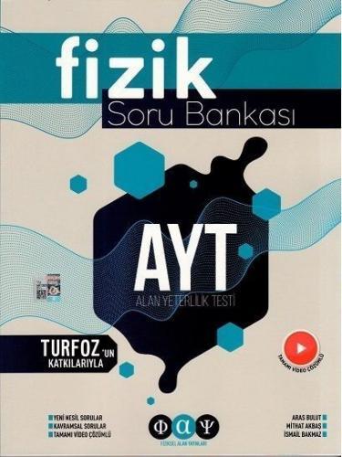 Turfoz YKS AYT Soru Bankası Fizik - 2020