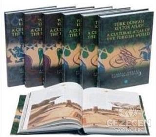 Türk Dünyası Kültür Atlası (12 Cilt Takım)