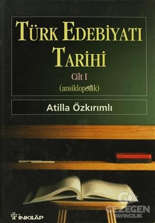 Türk Edebiyatı Tarihi Cilt 1