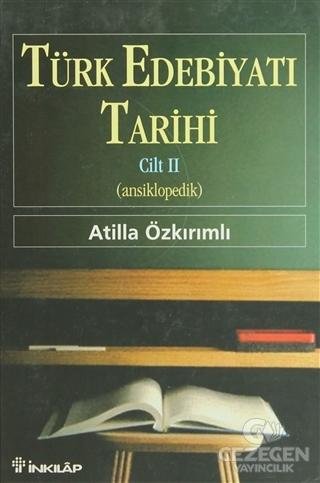 Türk Edebiyatı Tarihi Cilt 2 (Ansiklopedik)