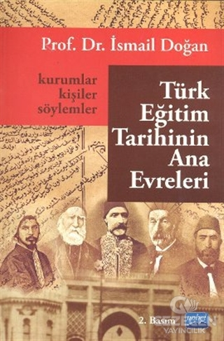 Türk Eğitim Tarihinin Ana Evreleri