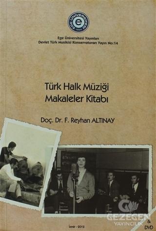 Türk Halk Müziği Makaleler Kitabı