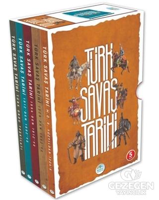 Türk Savaş Tarihi Seti 5 Kitap