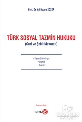 Türk Sosyal Tazmin Hukuku