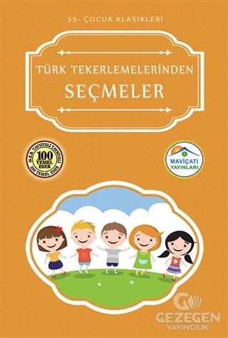 Türk Tekerlemelerinden Seçmeler