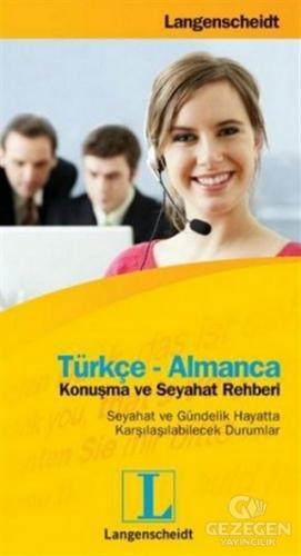Türkçe - Almanca Konuşma ve Seyahat Rehberi