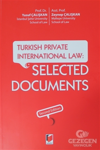Turkish Private International Law: Selected Documents