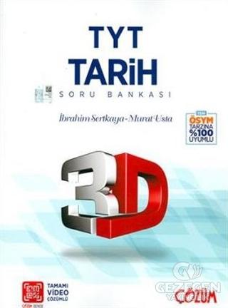 TYT 3D Tarih Soru Bankası