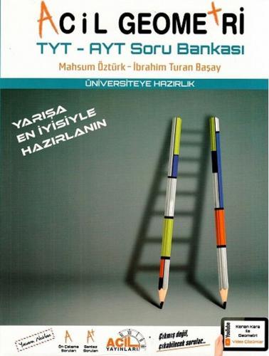TYT AYT Acil Soru Bankası Geometri - 2020