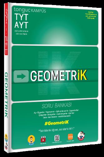 TYT-AYT GeometrİK Soru Bankası   Tonguç Akademi