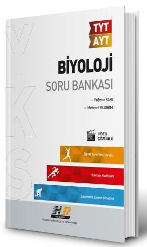 Hız ve Renk Yayınları TYT AYT Biyoloji Soru Bankası