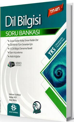 Bilgi Sarmal YKS TYT AYT Dil Bilgisi Soru Bankası Video Çözümlü Bilgi Sarmal Yayınları